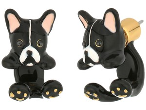 Kate Spade Brand New Kate Spade Ma Cherie Antoine Ear Jackets French Bulldog