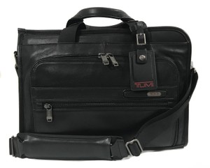 Tumi Carrier Briefcase Alpha 2 Laptop Bag