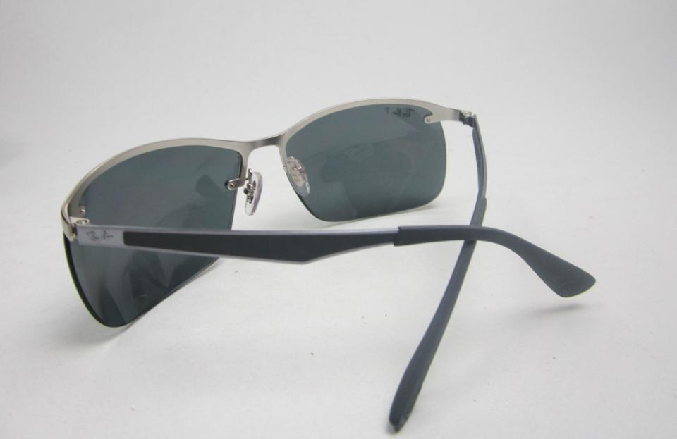 d65c140d04a Ray-Ban Silver Grey Rb3550 019 81 Polarized Unisex Sunglasses Sta733  Sunglasses - Tradesy