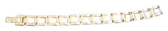 Other Gold tone bracelet 8 inches.