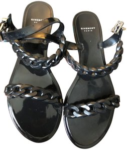 Givenchy Summer BLACK Sandals