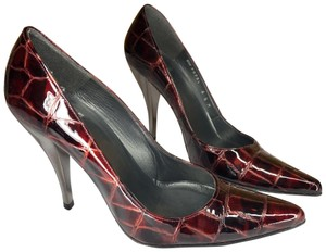 Stuart Weitzman Burgundy/ Brownish Color Pumps