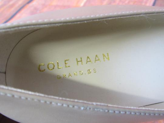 Cole Haan beige/black Wedges
