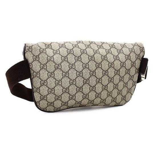 12e1f5b7c8d5d9 Gucci Supreme Waist Bag | Stanford Center for Opportunity Policy in ...