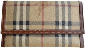 Burberry Burberry London Haymarket Canvas Wallet