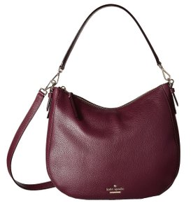 Kate Spade Jackson Street Mylie Pebbled Leather Shoulder Bag