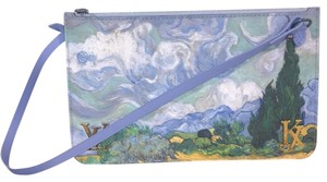 Louis Vuitton Jeff Koons Limited Edition Neverfull Clutch