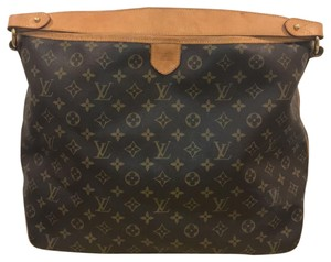 Louis Vuitton Delightfull Graceful Neverfull Caissa Shoulder Bag