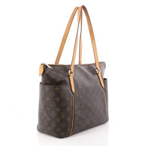 Louis Vuitton Lv Monogram Totally Shoulder Bag