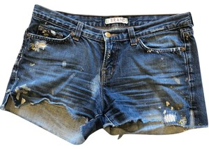 J Brand Denim Shorts-Distressed