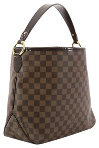 Louis Vuitton Lv Tote Neverfull Checkerboard Shoulder Bag