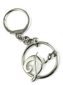 Dior Christian Dior Purse Key Chain Bag Charm