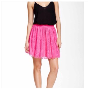 Soprano Mini Skirt Pink
