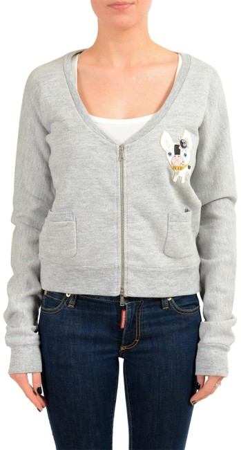 Item - Gray Kj-11888 Jacket Size 12 (L)