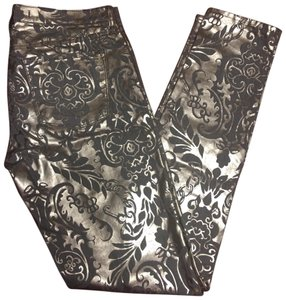 Juicy Couture Boot Cut Jeans-Coated