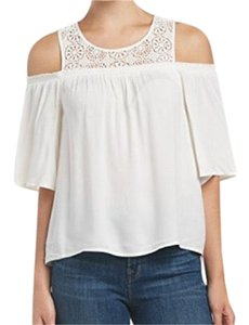 723ff9b4f80f5f White Ella Moss Blouses - Up to 70% off a Tradesy