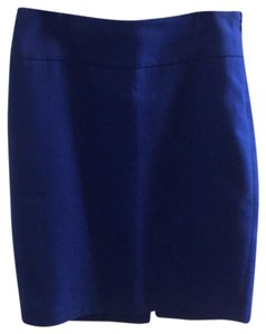 The Limited Pencil Skirt blue
