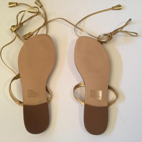 Lilly Pulitzer gold Sandals Image 2