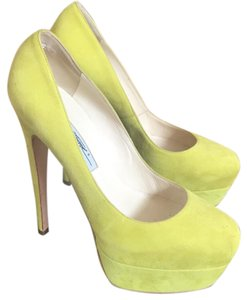 Brian Atwood lime Platforms