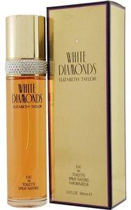 Elizabeth Taylor White Diamonds by ELIZABETH TAYLOR 3.3 ounce Spray
