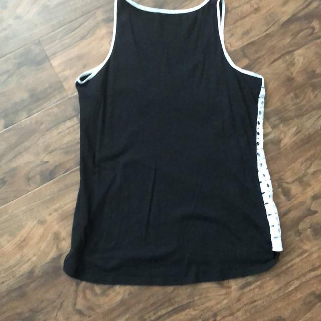 The Limited Top Black with White Image 3