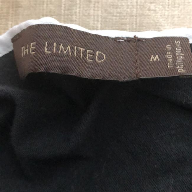 The Limited Top Black with White Image 4