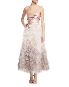 74218328 Pink Marchesa Notte Dresses - Up to 70% off a Tradesy