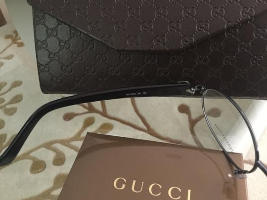 Gucci Made In Italy Luxury Optical Glasses, Blue / Cream Image 3