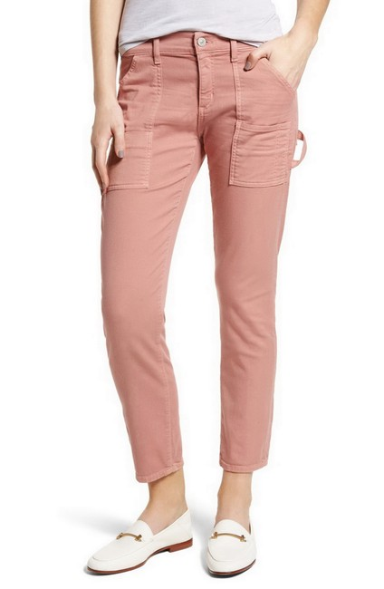 Item - Rose Clay Cargo Jeans Size 28 (4, S)