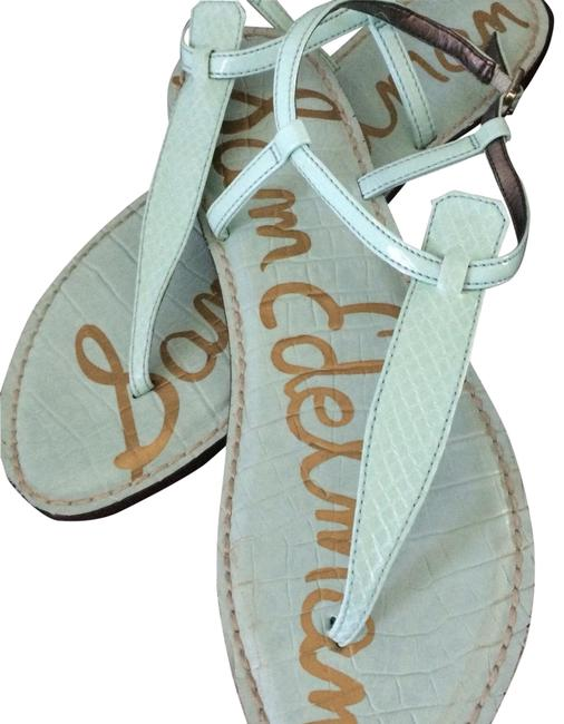 Sam Edelman Mint Edelman/Gigi Sandals Size US 8.5 Regular (M, B) Sam Edelman Mint Edelman/Gigi Sandals Size US 8.5 Regular (M, B) Image 1