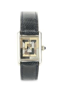 Cartier Must de Cartier Tank Art Deco