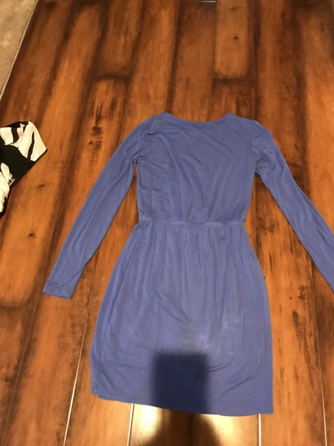 bebe short dress Blue on Tradesy Image 1