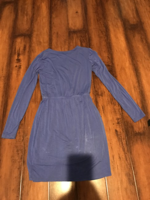 bebe short dress Blue on Tradesy Image 7