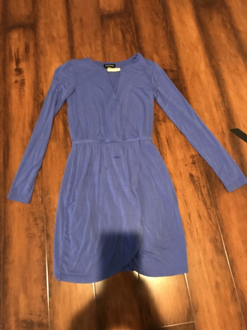 bebe short dress Blue on Tradesy Image 8