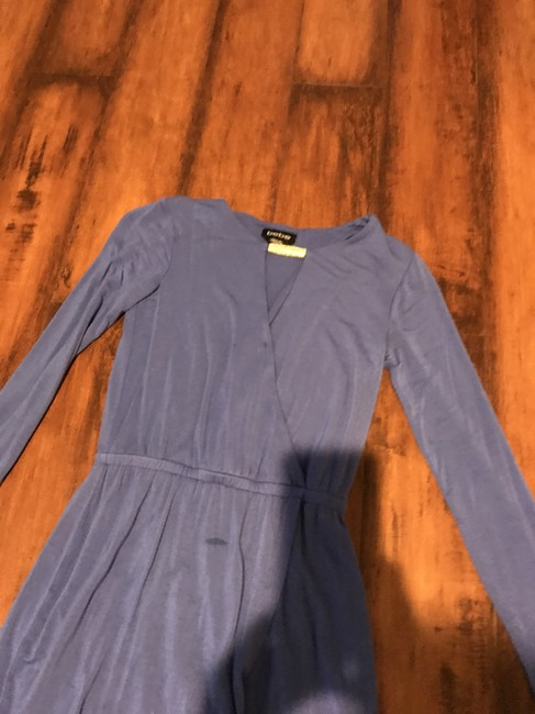 bebe short dress Blue on Tradesy Image 9