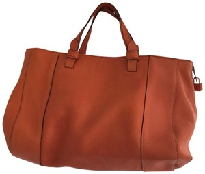 Fratelli Rossetti Tote in coral pink