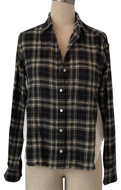 Preload https://img-static.tradesy.com/item/23483935/marissa-webb-plaid-button-down-top-size-4-s-0-1-650-650.jpg