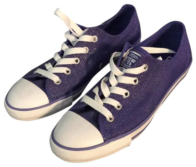 Item - Purple with Silver Threading 547153f Sneakers Size US 6 Regular (M, B)