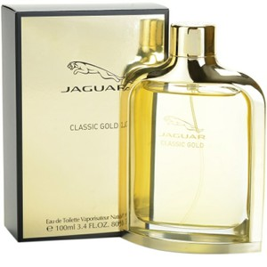 Jaguar JAGUAR CLASSIC AMBER FOR MEN-EDT-3.4 OZ-FRANCE