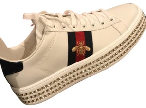 Gucci white, red Athletic