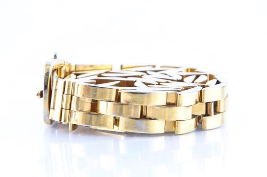 Gucci Gucci Vintage Gold Plated Belt Image 4