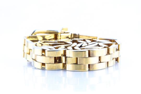 Gucci Gucci Vintage Gold Plated Belt Image 6