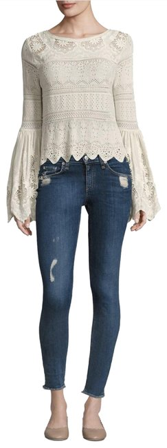 Preload https://img-static.tradesy.com/item/23484623/free-people-ivorybeige-open-lace-knit-with-long-bell-sleeves-blouse-size-4-s-0-1-650-650.jpg