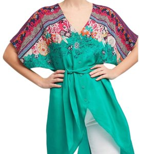 526f409d910ff Green Anthropologie Tops - Up to 70% off a Tradesy (Page 3)