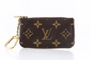 Louis Vuitton Louis Vuitton Key Pouch Monogram