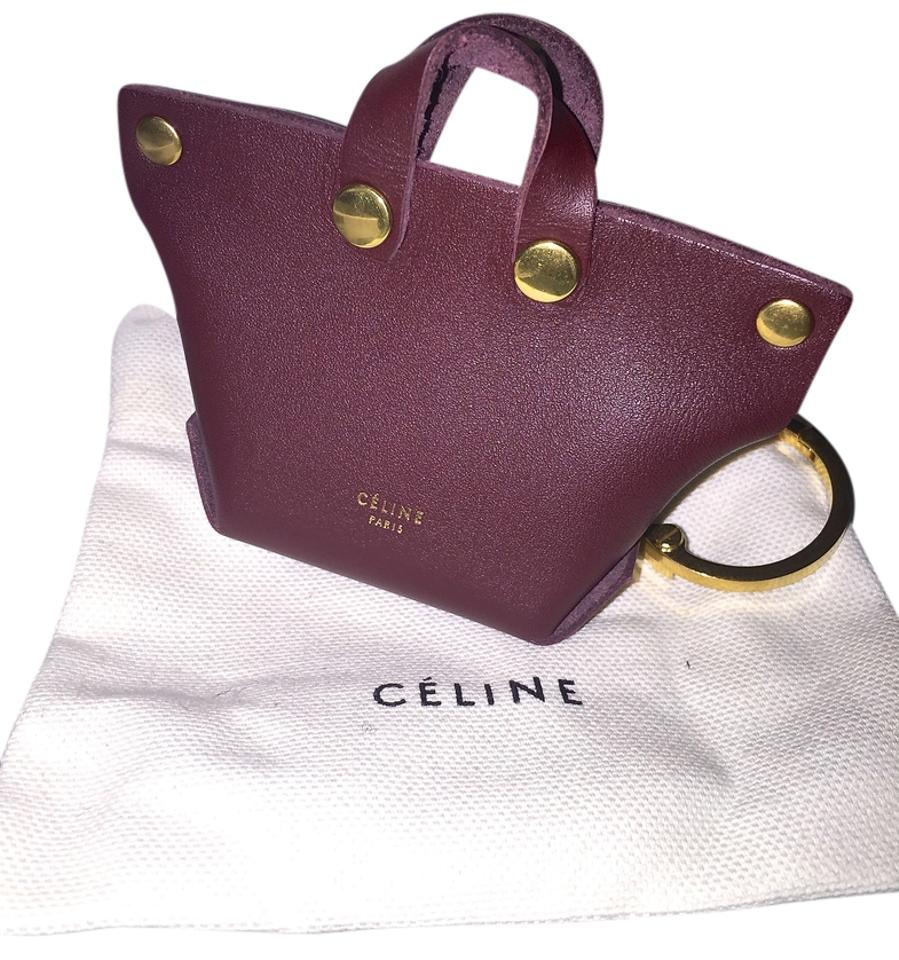 where can i purchase a celine bag - C��line Celine Orb Keyring - 18% Off Retail - Tradesy