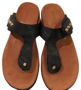 Gentle Souls black Sandals