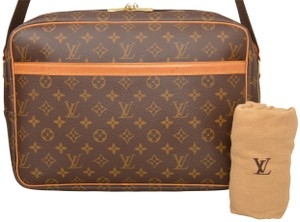 Louis Vuitton Monogram Shoulder Reporter Pm M45252 Cross Body Bag