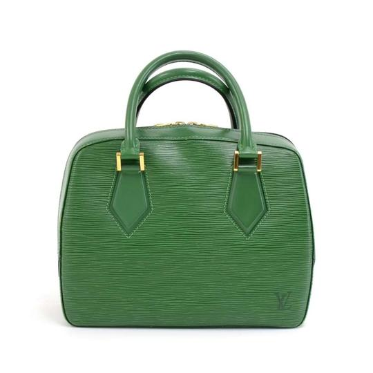 Preload https://img-static.tradesy.com/item/23485539/louis-vuitton-sablon-vintage-hand-green-leather-hobo-bag-0-0-540-540.jpg