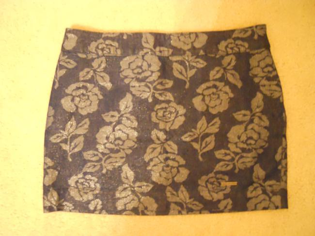 Abercrombie & Fitch Mini Skirt blue Image 1